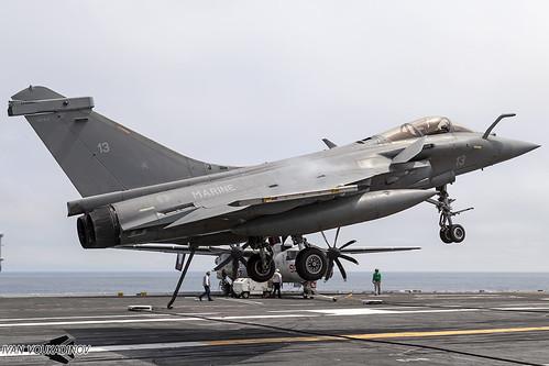 Dassault Rafale M '13' Flotille 12F