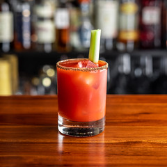 Bloody Mary (Chase Hoffman) Tags: eos denver colorado color chasehoffmanphotography chasehoffman fall autumn canon 5dmarkiv 5dmkiv canoneos5dmarkiv food sigma50mmf14dghsmart normal 50mm cocktail drink bloodymary classiccocktail tomatojuice celery vodka
