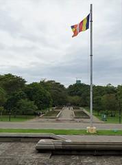 """스리랑카 독립광장, Independence Memorial Hall, Colombo (ott1004) Tags: srilanka galle """"강가라마야사원""""스리랑카국기 gangaramaya """"스리랑카독립광장관광"""" """"independencememorialhall"""" 콜롬보 스리랑카 세계각국의부처상"""