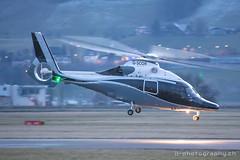 Eurocopter EC155, G-SCOR, Dmitry Ribolovlev (www.il-photography.ch) Tags: abflug bernbelp dmitryribolovlev ec155 eurocopter gscor helikopter lszb sophair business aviation vip biz jet berne switzerland mountain bern brn alps
