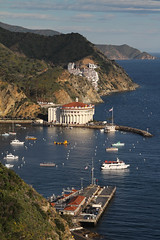 IMG_8974 (Hyer Photo) Tags: avalon catalina island harbor casino ocean bay cruise carnival mountains