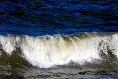 Waves (CalumJPhotos) Tags: photographyislife photographer photography pictures capture waves llandudno llandudnobeach water wet ocean sea tide canon canonuk canon600d lightroom