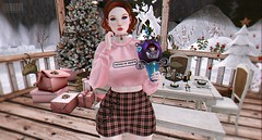 #219 - ... 🍒 (rhavena.rasmuson) Tags: raindale yokai girlpowerevent secondlife secondolife secondlifeavatar secondlifeonline second follow4follow follow4followback fav4fav maitreya magic xmas pinkgirl