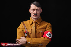 3R GM640 Adolf Hitler 1889-1945 Ver B - 02 (Lord Dragon 龍王爺) Tags: 16scale 12inscale onesixthscale actionfigure doll hot toys 3r did german ww2 axis