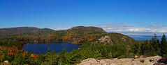 20181010_52pa (mckenn39) Tags: mountain nature landscape water maine acadianationalpark panorama