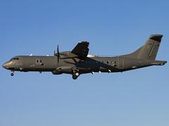 Aeronautica Militare | ATR P-72A MPA | MM62298 (Bradley's Aviation Photography) Tags: atr72 italianairforce aeronauticamilitare atrp72ampa mm62298 egun military mildenhall raf rafmildenhall atrp72a mpa p72a canon70d 4103