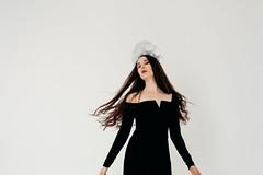 exposure (Maria Nenenko) Tags: idea concept conceptual marinino marininoart fineart art portrait closeup studio surgut russia mood style model crown fashion face lips best 2018 longhair beauty beautiful