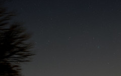 Comet 46P/Wirtanen 46P on December 5 2018 (Radical Retinoscopy) Tags: cometwirtanen wirtanen comet wideangle astronomy astrophotography nightsky canon80d canon50mmf14 stack nebulosity ioptronskytracker astrometrydotnet:id=nova3091185 astrometrydotnet:status=solved