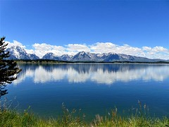 DSC03733 (bethelohio) Tags: reflection tetons lake wyoming