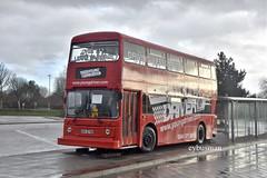 NNN479W. (EYBusman) Tags: young driver driving school non psv pcv bus coach cribbs causeway bristol independent leyland atlantean roe nottingham city transport london country nnn479w eybusman