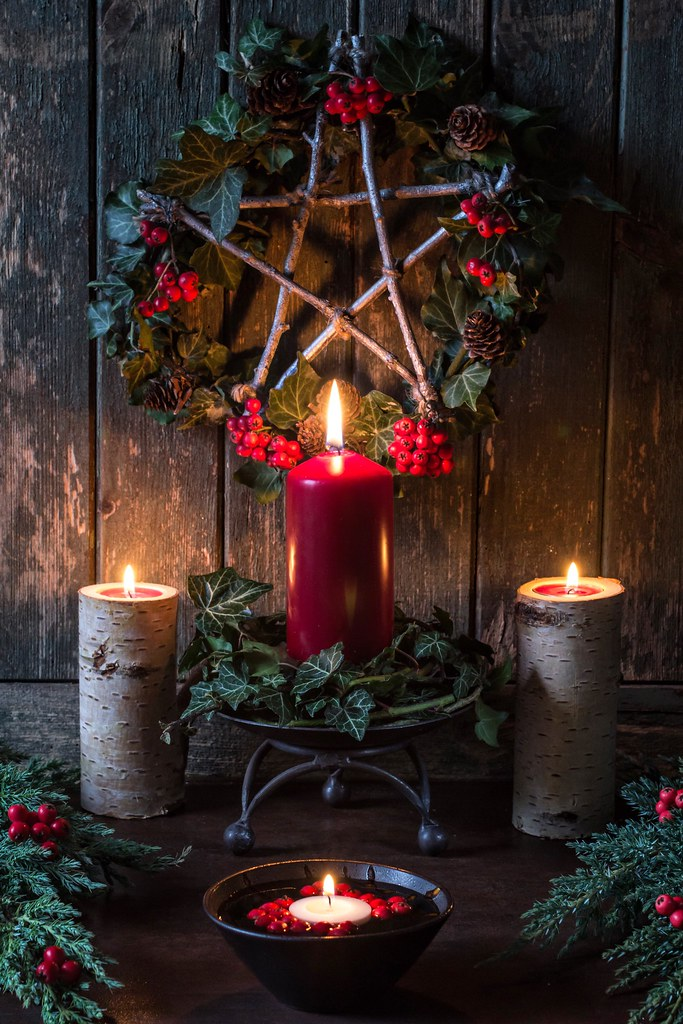 Wicca Christmas.The World S Best Photos Of Solstice And Wicca Flickr Hive Mind
