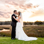 We had a great sunset at the end of yesterday's wedding pictures - Pawleys Plantation thumbnail