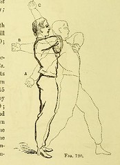 This image is taken from Page 134 of Watson's manual of calisthenics : a systematic drill-book without apparatus, for schools, families, and gymnasiums. With music to accompany the exercises ... (Medical Heritage Library, Inc.) Tags: calisthenics wellcomelibrary ukmhl medicalheritagelibrary europeanlibraries date1864 idb28078950