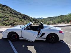 2011 987.2 Porsche Boxster Spyder (ApexRaceParts) Tags: porsche 987 boxster spyder sm10