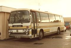 DRF119N (aecregent) Tags: bedford yrt plaxton drf119n