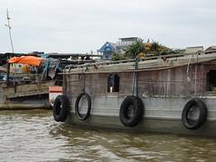 Boat tour on Mekong
