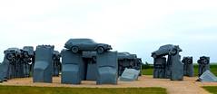 Carhenge, Alliance (ali eminov) Tags: alliance nebraska cars fords sculptures carhenge