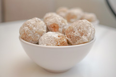 2018.12.07 Low Carbohydrate Walnut Snowball Cookies, Washington, DC USA 08973