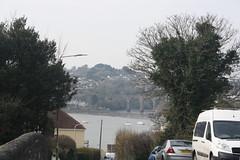 Normandy Hill (lazy south's travels) Tags: plymouth devon england english britain british uk river tamar road street scene urban