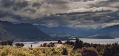 rain approaching Lake Wanaka.NZ (ndoake) Tags: