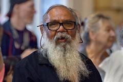 Indigenous Fan (l plater) Tags: parkeselvisfestival2019 centralstation sydney indigenous