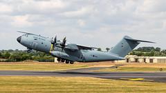 RAF Airbus A.400M Atlas C.1 ZM411 (Hugh Dodson) Tags: departureday fairford riat2018 raf airbusa400m atlasc1 zm411