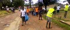 liberia3 (Let's Do It World) Tags: wcd2018 liberia worldcleanupday letsdoitworld cleanup streetwork tshirts