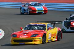 Ferrari 550 Maranello #F133 GT 2102 - 2003 (jfhweb) Tags: jeffweb sportauto sportcar racecar voituredecollection voiturehistorique voituredecourse courseautomobile circuitpaulricard circuitducastellet lecastellet 10000toursducastellet 10000tours globalendurancelegends ferrari 550 maranello