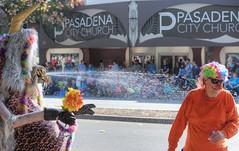 Annointed by a Robot (Non Paratus) Tags: 41st doodahparade parade 2018 pasadena people robot