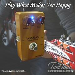 #tomtone #voxman #vox#pedals #guitars #effects #customshop #custompedals #boutiquepedals #efeitos (tomtoneefx) Tags: boutiquepedals voxman custompedals guitars vox tomtone effects pedals efeitos customshop