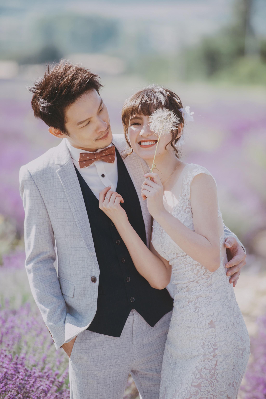 EW Easternwedding JMH 婚攝 居米 婚紗 法國 南法 薰衣草