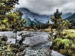 The Ahornboden in Tyrol / Austria (Ostseetroll) Tags: aut engertal geo:lat=4740727264 geo:lon=1156941185 geotagged grosserahornboden österreich tirol alpen alps karwendelgebirge austria berge bäume olympus em5markii