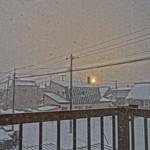 Sunset Through Blizzard thumbnail