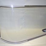 鉄道車両用安全ガラスの写真