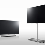 OLED TVの写真