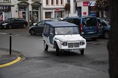 Montreuil-sur-Mer 26 October 2018 066 (paul_appleyard) Tags: citroen citroën mehari french car montreuil sur mer france october 2018