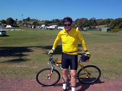 Ralph Abbot (Serendigity) Tags: australia maleny queensland ralphabbot sunshinecoast bicycle cyclist hinterland showground