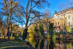 Museumspark (r.wacknitz) Tags: braunschweig oker museumspark november nikond3400 niedersachsen nikkor nikcollection nature city altstadt architektur autumn park