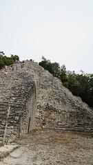 2017-12-07_12-27-14_ILCE-6500_DSC03033 (Miguel Discart (Photos Vrac)) Tags: 2017 24mm archaeological archaeologicalsite archeologiquemaya coba e1670mmf4zaoss focallength24mm focallengthin35mmformat24mm holiday ilce6500 iso100 maya mexico mexique sony sonyilce6500 sonyilce6500e1670mmf4zaoss travel vacances voyage yucatecmayaarchaeologicalsite yucateque