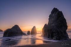 Rodeo Dreams 4 (sberkley123) Tags: flickrsbest ngc usa california z7 sunset nikon seastack marin rodeobeach ocean pacific colors seascape sanfrancisco coast 1424mm longexposure
