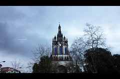 In Front Of (Iker Merodio | Photography) Tags: basilica basilika begona bilbao bizkaia biscay basque country euskadi ricoh gr ii 2