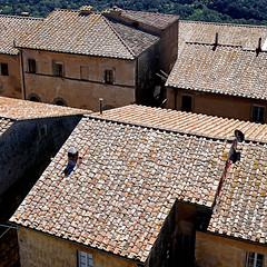 Populonia, Toscana, Italia (pom'.) Tags: panasonicdmctz101 april 2018 italia italy toscana tuscany populonia piombino livorno 100 europeanunion roofs 200