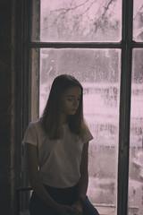 Irina (Valentyn Kolesnyk (ValeKo)) Tags: pentax people portrait k3 mood