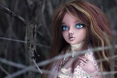 * Roxanne * (.Corarock.) Tags: minifée bjd mnf fairyland doll