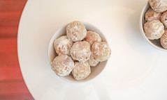 2018.12.07 Low Carbohydrate Walnut Snowball Cookies, Washington, DC USA 08984