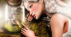 Make a wish (meriluu17) Tags: hextrordinary foxcity sintiklia pixie pixy fairy fairie fantasy wish make magic magical surreal people portait tale elven moment