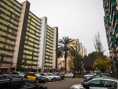 L´Hospitalet, Bellvitge (efe Marimon) Tags: canonpowershots120 felixmarimon barcelona l´hospitalet bellvitge bloques edificios calles