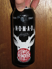 355/365 (RS 1990) Tags: beer 2124 nomad rednosedreindeer ipa can australia australian friday 21st december 2018