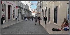 Camino portugués. Rua do Carmo. Lisboa. (Cefepé) Tags: músico lisboa terremoto ruadocarmo cefepé