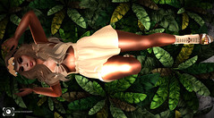 living dangerously {Nominal Ft MODA} (Hayyz Heavenly Photography) Tags: nominal moda shoes blogging secondlife